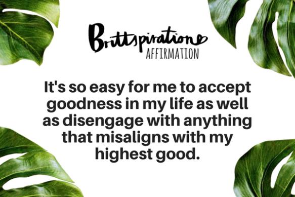 Brittspiration Highest Good